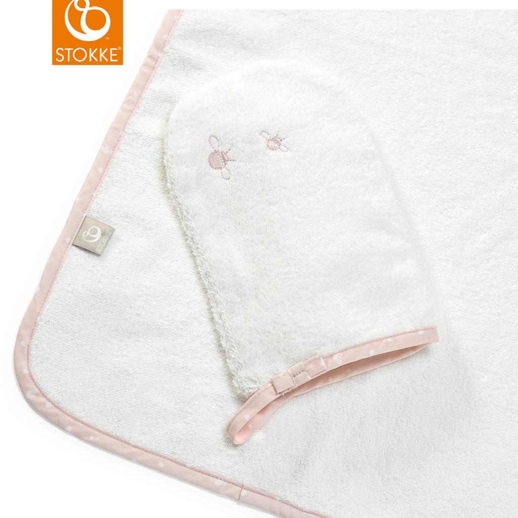 STOKKE Stokke Organic Hooded Towel