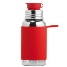 PURA Pura 18oz. Sport Bottle with Silicone Sport Top