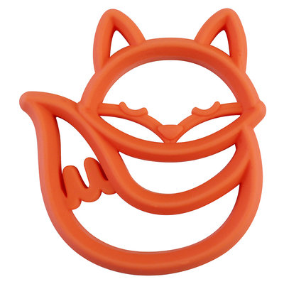 ITZY RITZY Itzy Ritzy Fox Teether