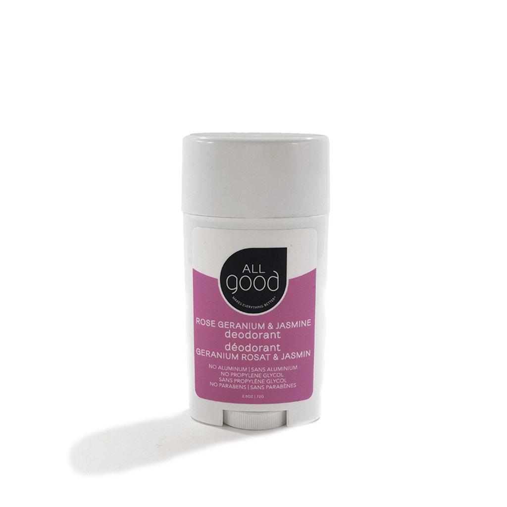 ELEMENTAL HERBS All Good Natural Deodorant