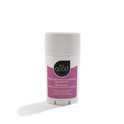 ELEMENTAL HERBS All Good Natural Deodorant