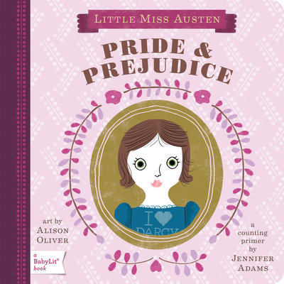 BABYLIT BabyLit Pride and Prejudice