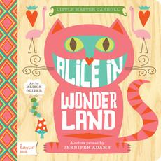 BABYLIT BabyLit Alice in Wonderland