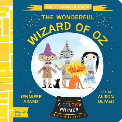 BABYLIT BabyLit Wizard of Oz