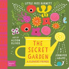 BABYLIT BabyLit Secret Garden