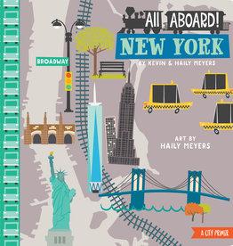 BABYLIT BabyLit All Aboard New York