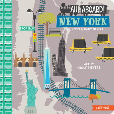 BABYLIT BabyLit All Aboard New York