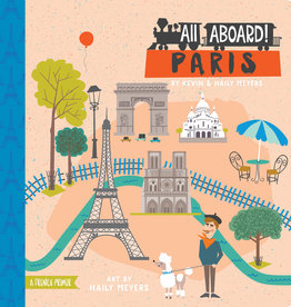 BABYLIT BabyLit All Aboard Paris