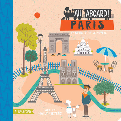 BABYLIT BabyLit All Aboard Paris