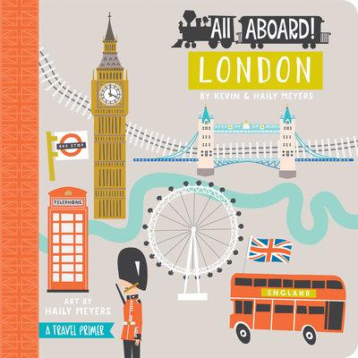 BABYLIT BabyLit All Aboard London
