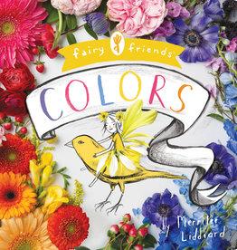 BABYLIT BabyLit Fairy Friends - A Colors Primer