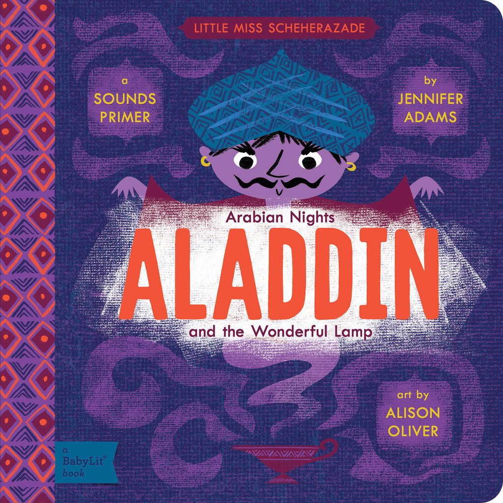 BABYLIT BabyLit Aladdin and the Wonderful Lamp