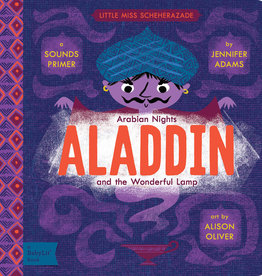 BABYLIT BabyLit Aladdin and the Wonderful Lamp