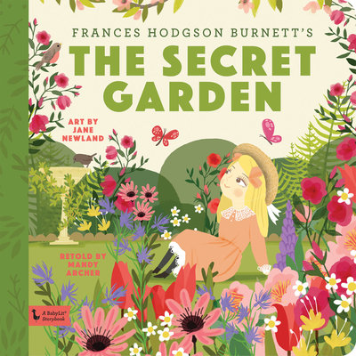 BABYLIT BabyLit Storybook The Secret Garden