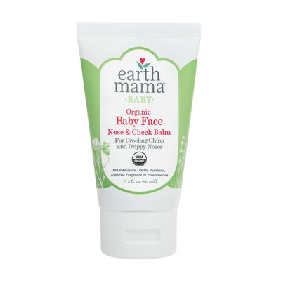EARTH MAMA ORGANICS Earth Mama Organics Baby Face Nose & Cheek Balm