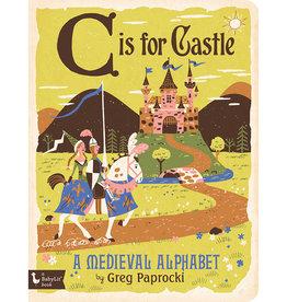 BABYLIT BabyLit C is for Castle