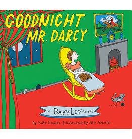 BABYLIT BabyLit Goodnight Mr. Darcy