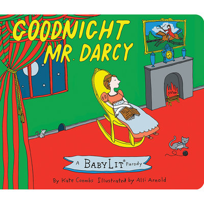 BABYLIT BabyLit Goodnight Mr. Darcy