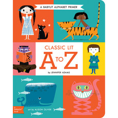 BABYLIT BabyLit Classic Lit A to Z
