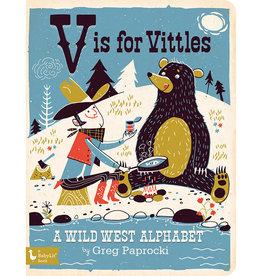 BABYLIT BabyLit V is for Vittles