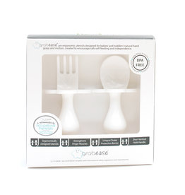 GRABEASE BY ELLI & NOOLI Grabease Fork and Spoon Set