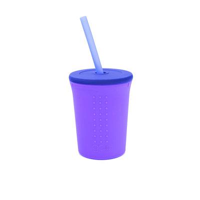 SILIKIDS GoSili 12oz. Straw Cup