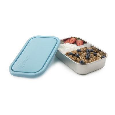 KIDS KONSERVE U Konserve Stainless Steel Divided Rectangle 25oz. Container