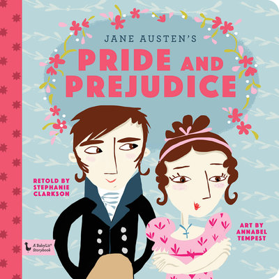 BABYLIT BabyLit Storybook Pride and Prejudice