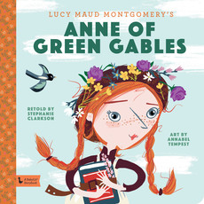 BABYLIT BabyLit Storybook Anne of Green Gables
