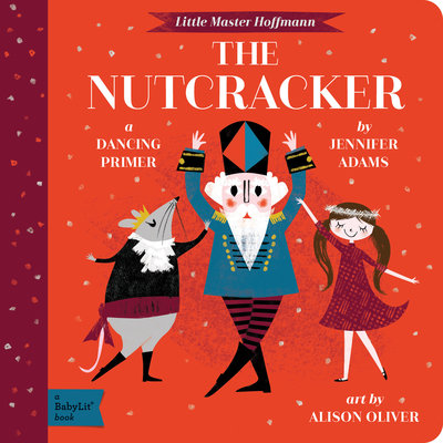 BABYLIT BabyLit The Nutcracker