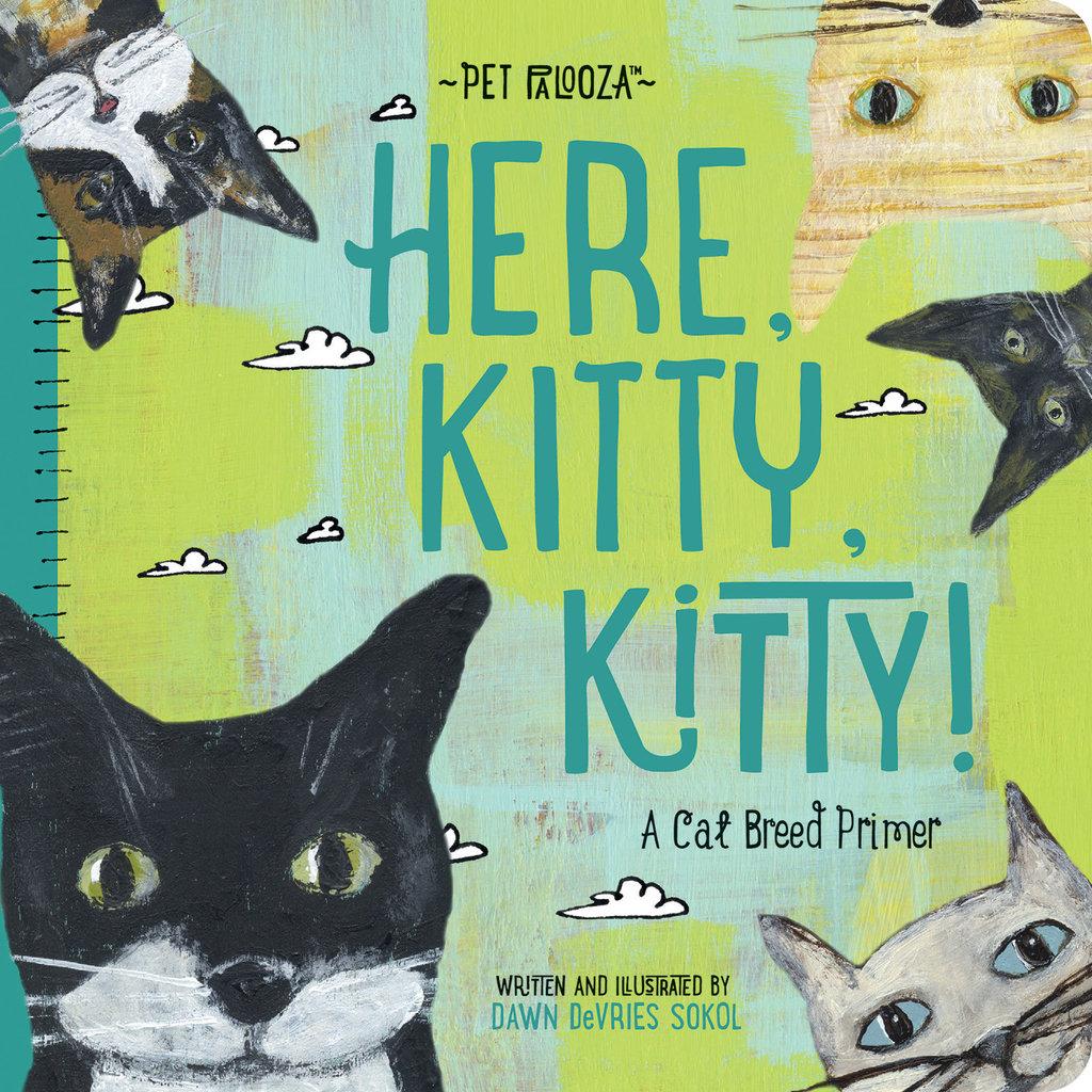 BABYLIT Babylit Here, Kitty, Kitty!
