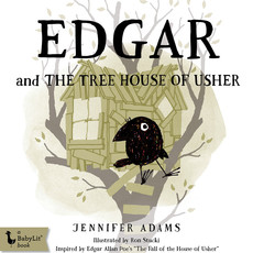 BABYLIT BabyLit Edgar and the Tree House of Usher