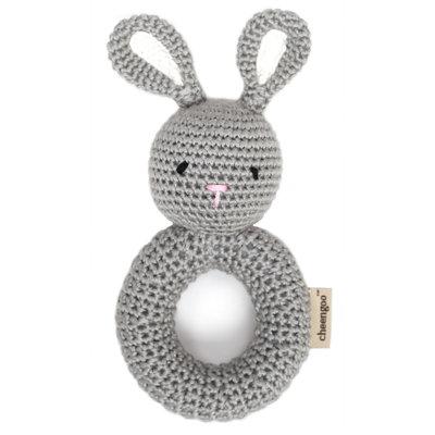 CHEENGOO Cheengoo Bunny Ring Rattle