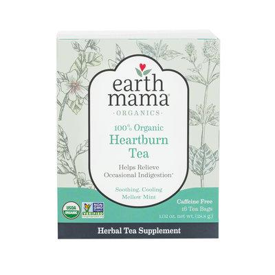 EARTH MAMA ORGANICS Earth Mama Organics Heartburn Tea