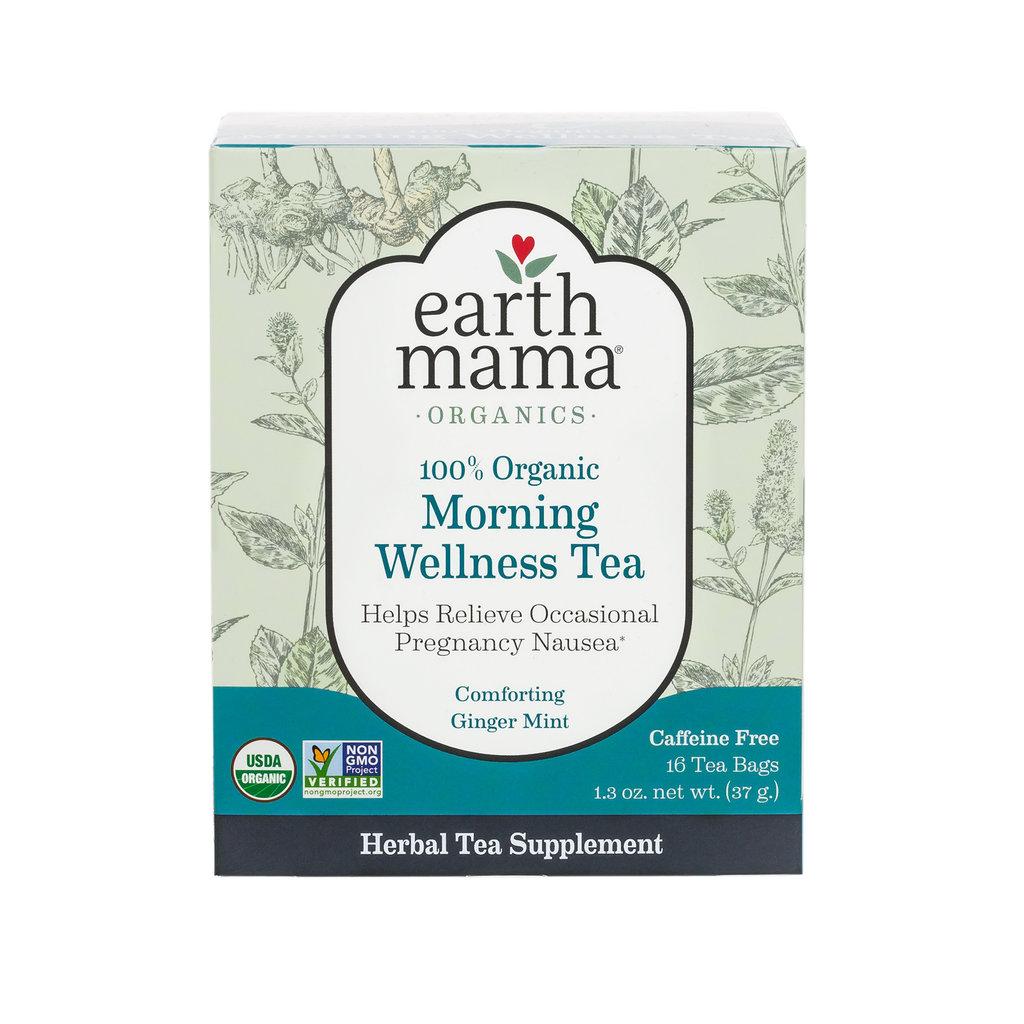 EARTH MAMA ORGANICS Earth Mama Organics Morning Wellness Tea
