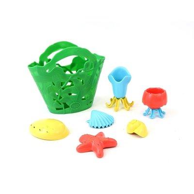 GREEN TOYS Green Toys Tide Pool Bath Set