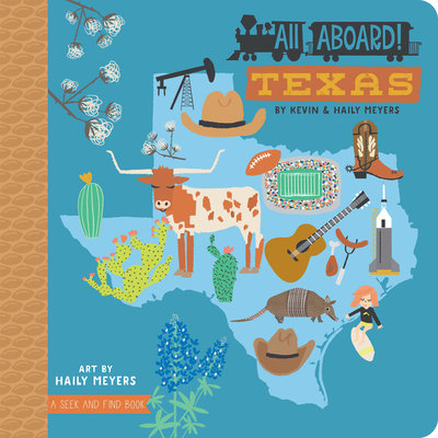 BABYLIT BabyLit All Aboard Texas