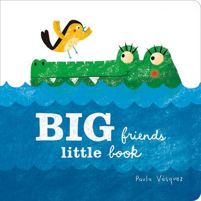 BABYLIT BabyLit Big Friends, Little Book