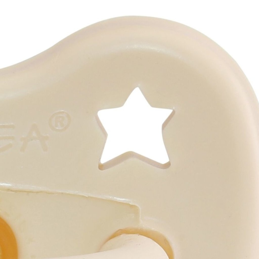 HEVEA Hevea Orthodontic Natural Rubber Pacifier