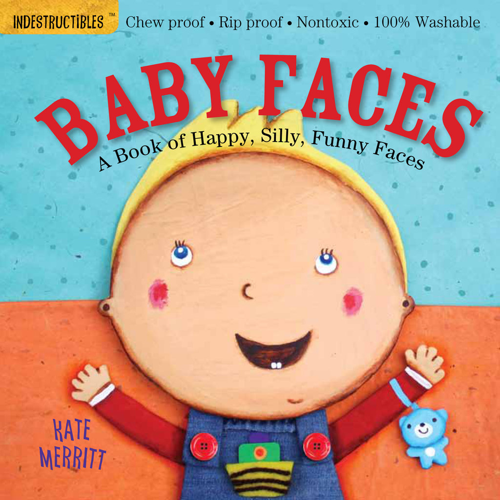 Workman Publishing Indestructibles Book Baby Theme