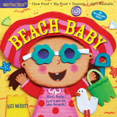 WORKMAN PUBLISHING Indestructibles Book: Baby Theme
