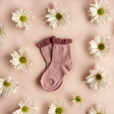 THE LITTLE STOCKING CO Little Stocking Co Anklet Socks
