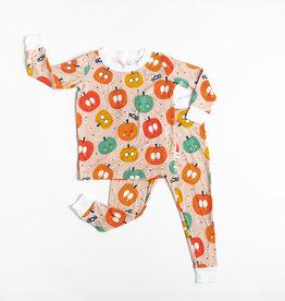 LITTLE SLEEPIES Little Sleepies Pumpkins Pajama