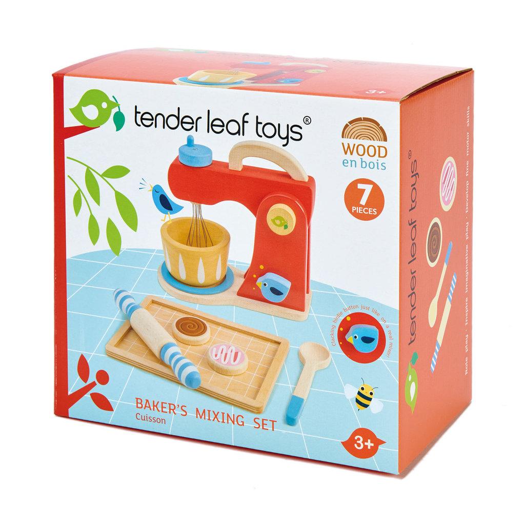 TENDER LEAF TOYS Tender Leaf Baker's Mixing Set
