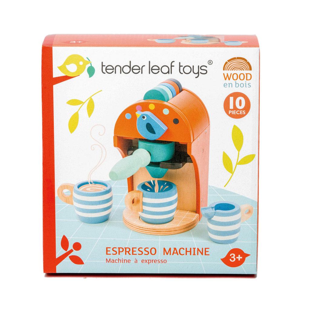 TENDER LEAF TOYS Tender Leaf Espresso Machine