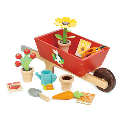TENDER LEAF TOYS Tender Leaf Garden Wheelbarrow Set