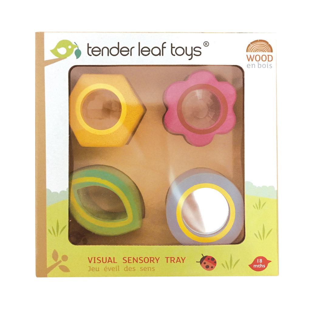 TENDER LEAF TOYS Tender Leaf Visual Sensory Trays