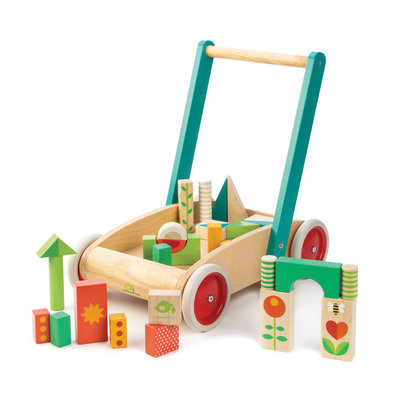 TENDER LEAF TOYS Tender Leaf Baby Block Walker