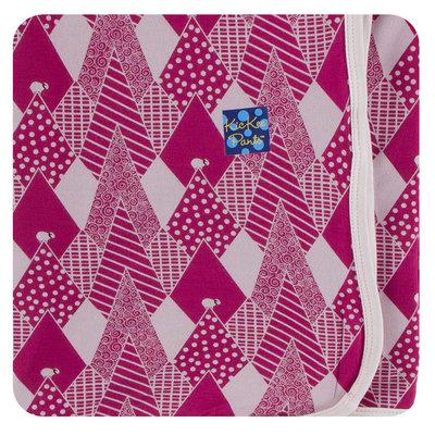 KICKEE PANTS Kickee Pants Swaddling Blanket - Pinks