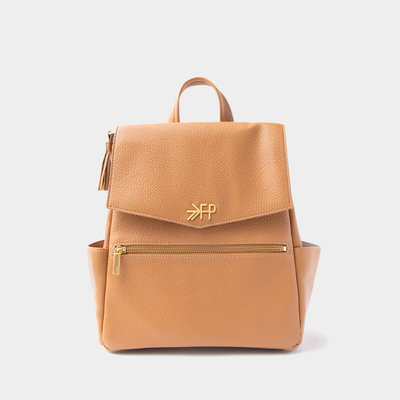 FRESHLY PICKED Freshly Picked Mini Classic Diaper Bag - Butterscotch